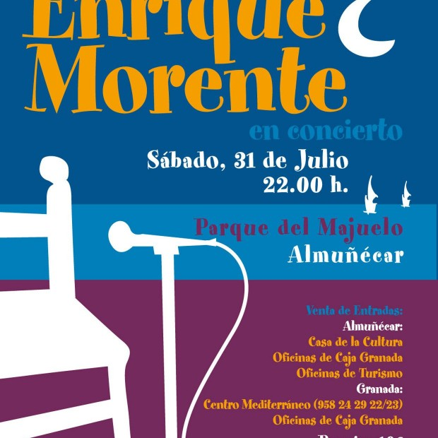Cartel Morente