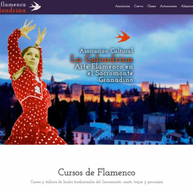 Sitio Web Peña La Golondrina